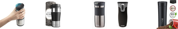 Mugs isothermes pour homme
