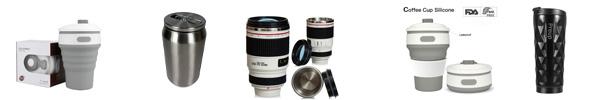 Mugs isothermes originaux
