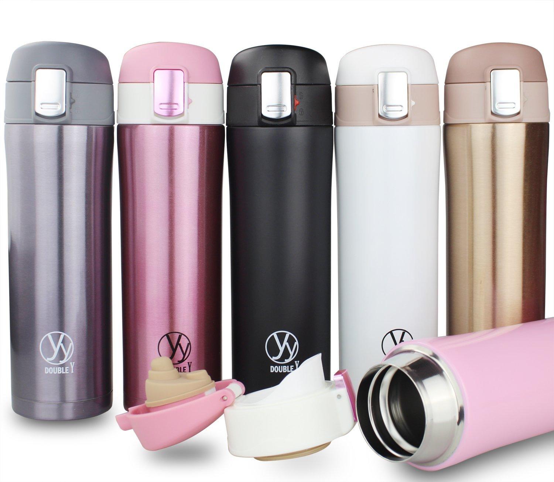 Mug isotherme, différents coloris disponibles