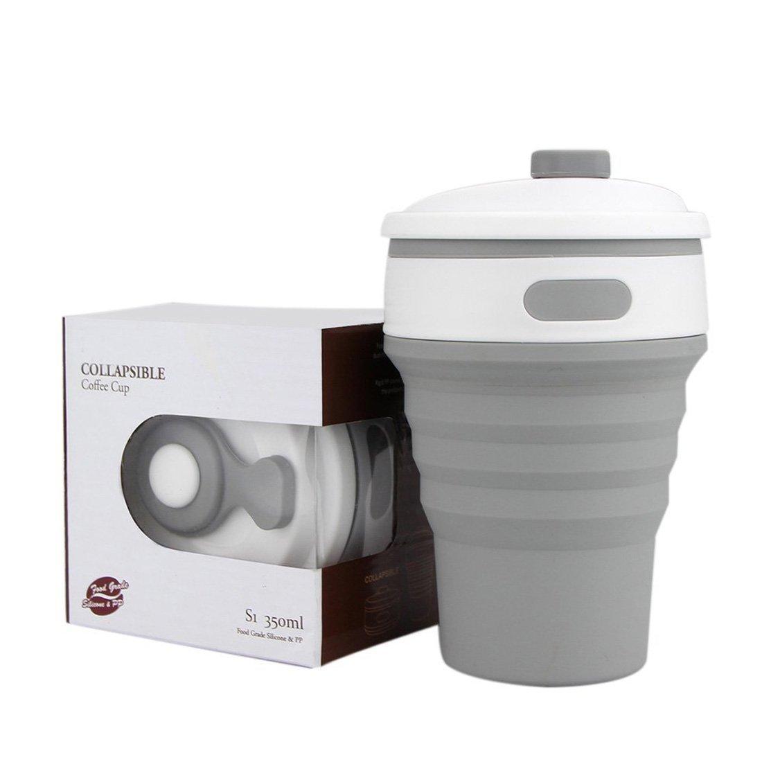 Mug isotherme pliable 350 ml