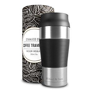 Mug isotherme design et tendance - prix inférieur à 15 euros